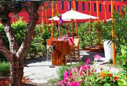 Radisson BLU garden